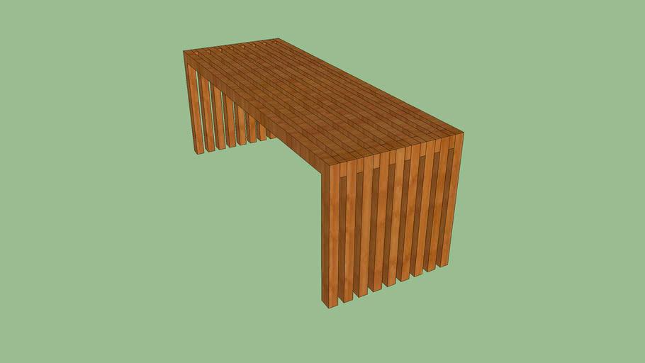 banco, bench