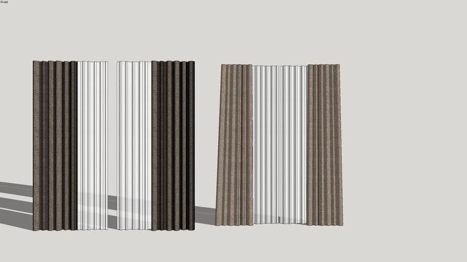 Curtains, blind, blinds, штора