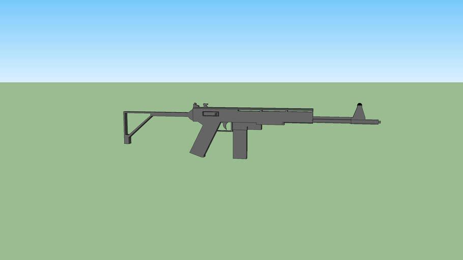 .348 automatic rifle