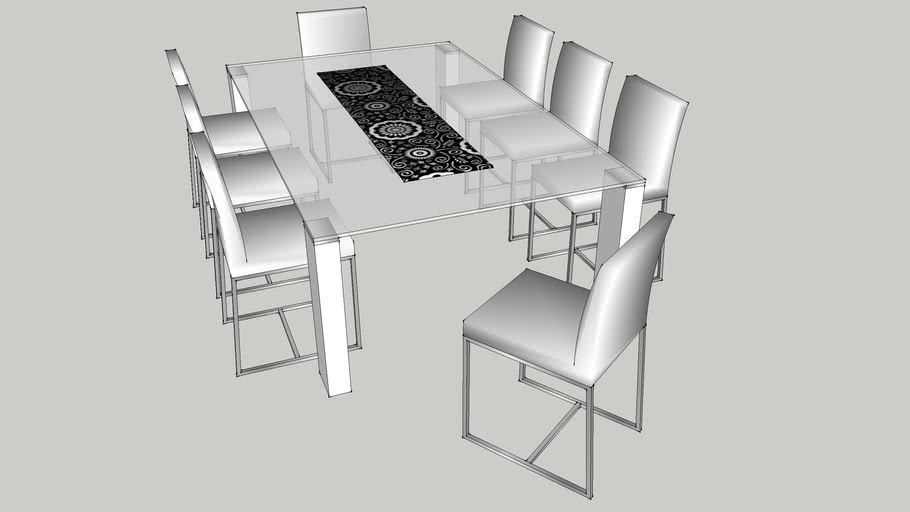 Table & Chairs 2