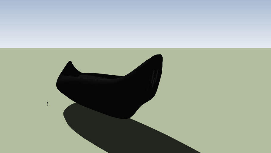 a Private sail ship underwork