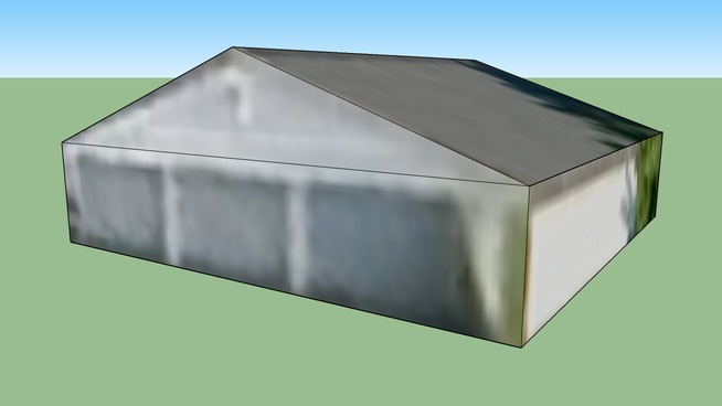 印第安纳波利斯, 印地安那州, 美国的建筑模型