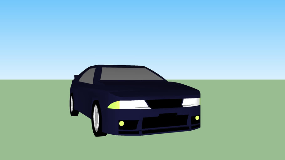 Nissan Skyline GT-R (R33)