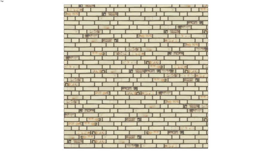 ROCKIT3D | Nelissen White Sintered Wasserstrich WF50 (c06 brown; irregular; standard)