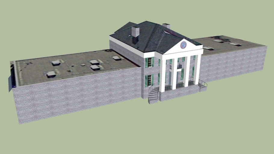 16 Confederate Hall