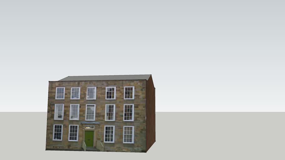 durham castle alms houses 3