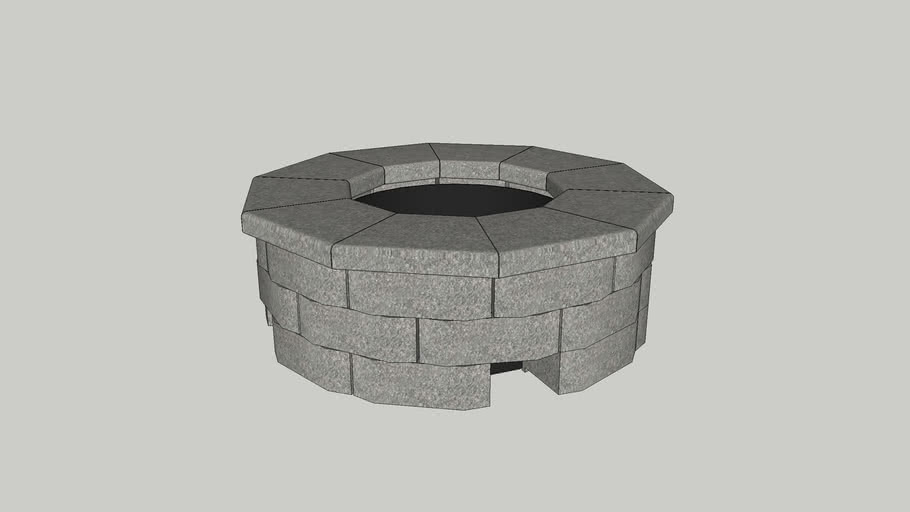 24in Smokeless Fire Pit