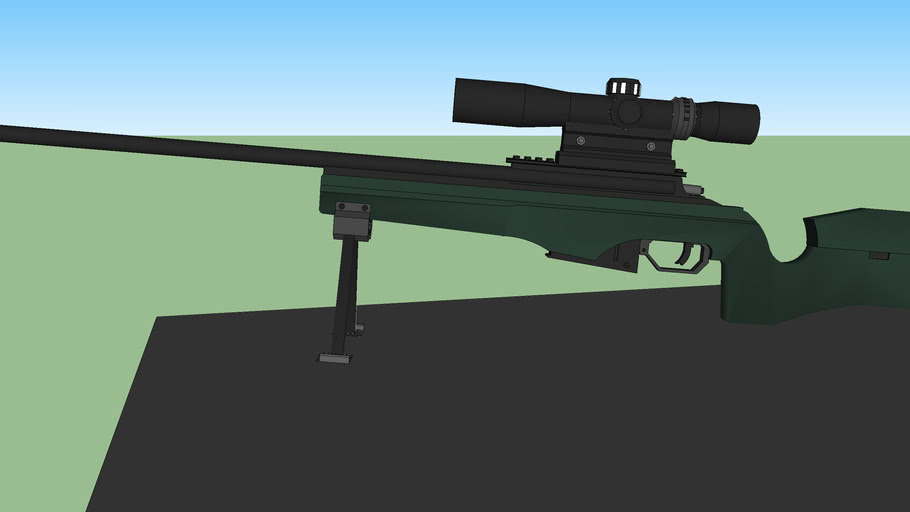 sniper rifle II