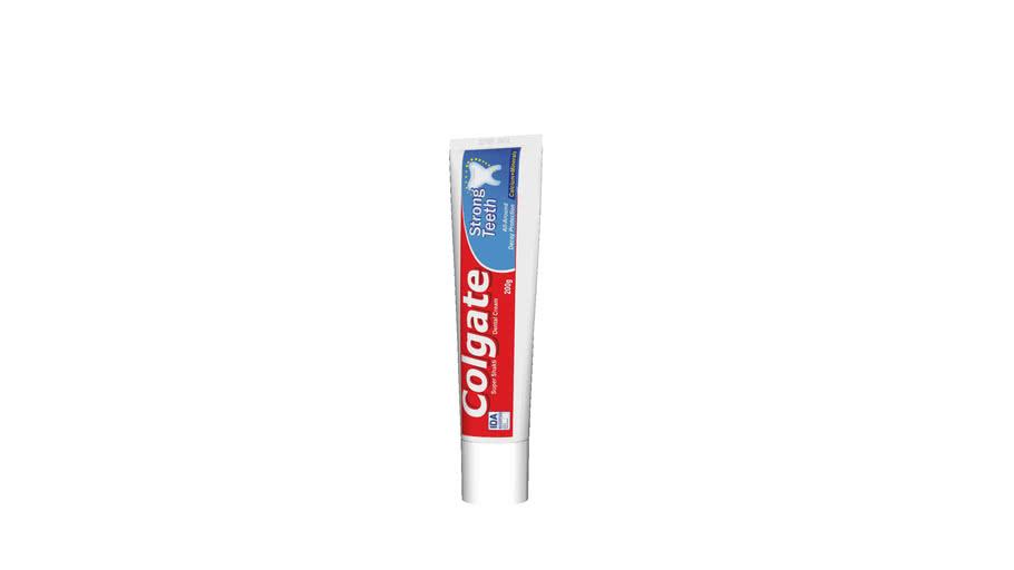 Toothpaste Colgate