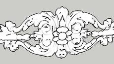 Molduras de gesso