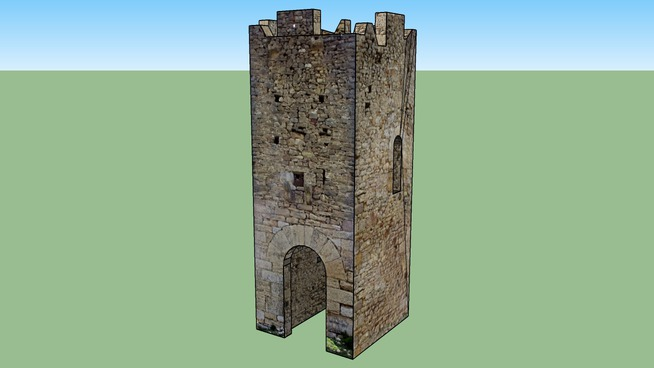 Castell de Pradas