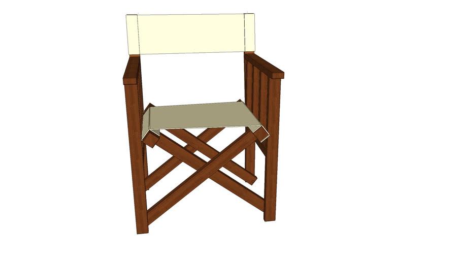 Cadeira Diretor Sol - BT