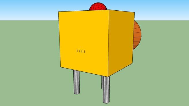 Ball Throwing Machine