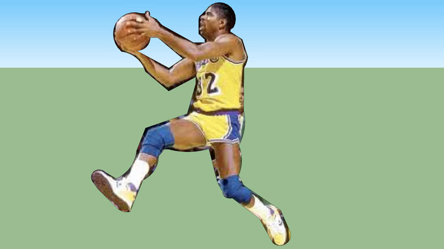 Erving (Magic) Johnson