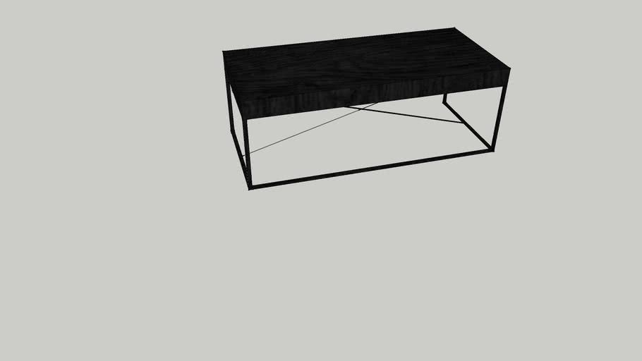 Restoration Hardware - Gramercy Mirrored Desk