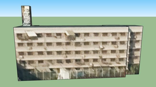 日本, 兵庫県神戸市長田区にある建物