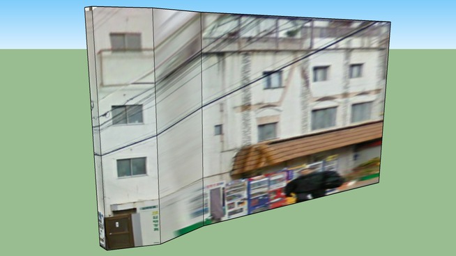 日本, 大阪府大阪市にある建物
