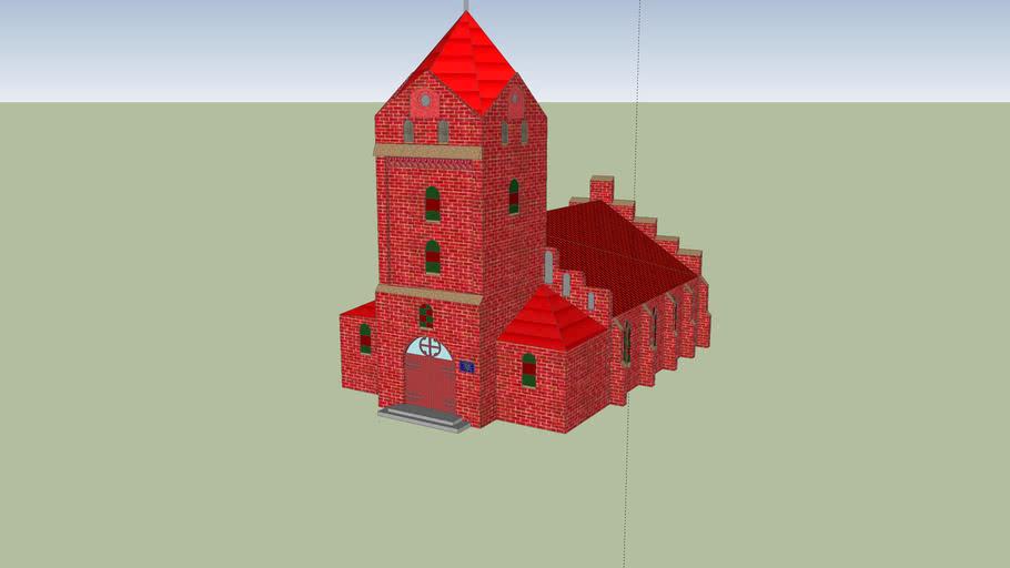 Kościół Darż by Matt26