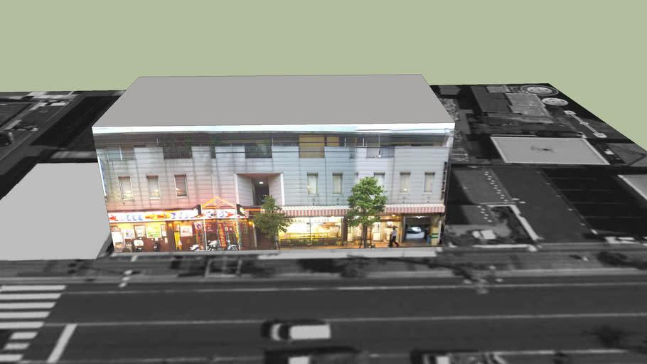 広島市五日市コイン道り商店街の建物 No.56