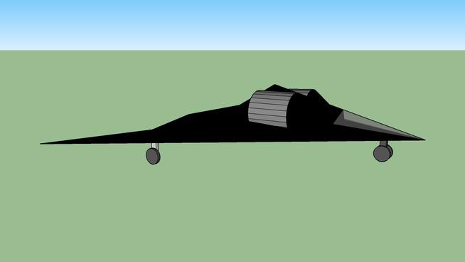 Fighter Jet (Stealth)