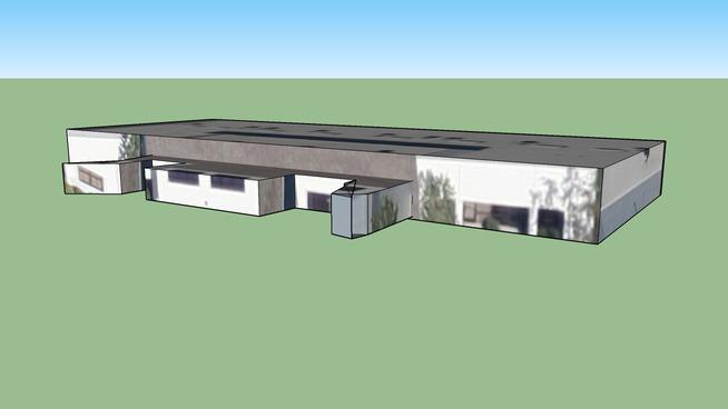 Building in Stanton, CA, USA