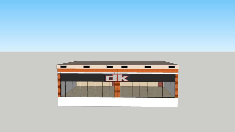 Local de DK Boutique de Galerías Saltillo