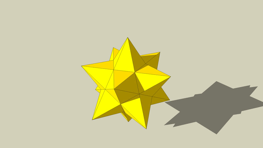 DODECAHEDRON STARRY