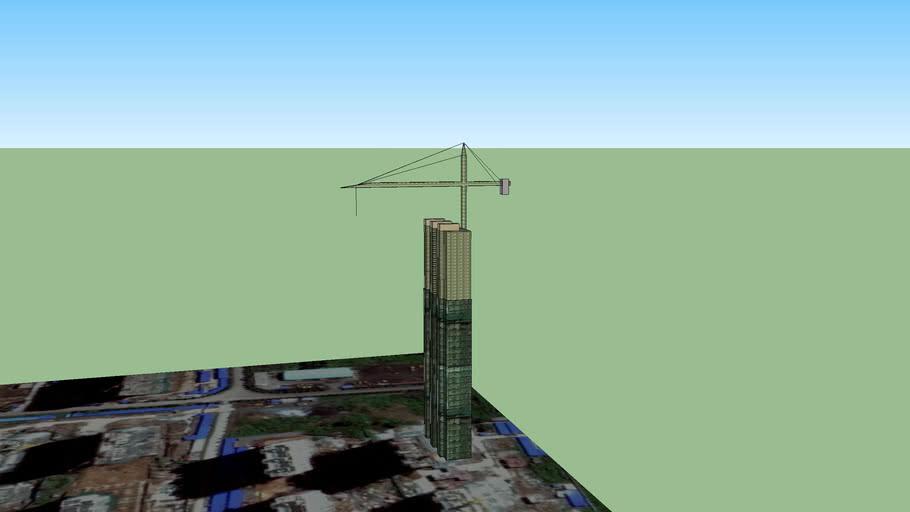 太原市经济保障房第三期工程1号楼