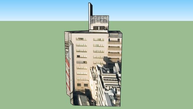 日本, 東京都品川区にある建物
