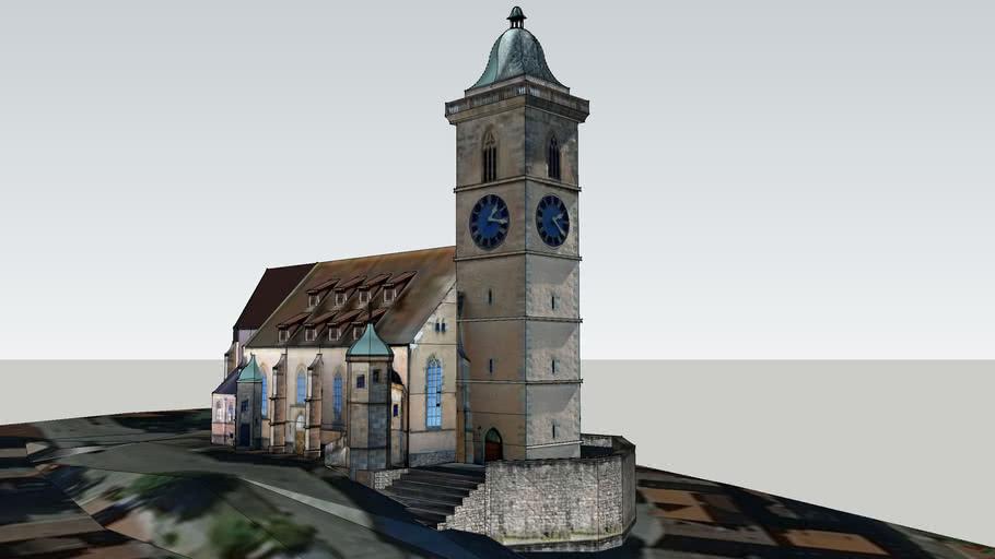Stadtkirche St. Laurentius Nürtingen