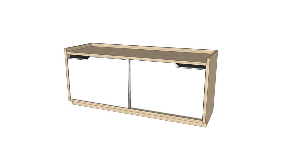 IKEA Karlstad TV Cabinet 120cm
