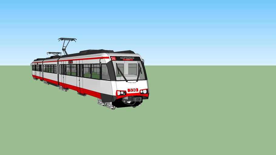 Zweisystemstadtbahn 3, Light Rail 3, Tram-Train 3,