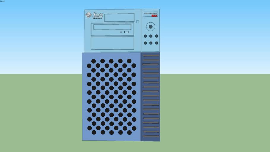 Sun Microsystems Enterprise 250 server computer