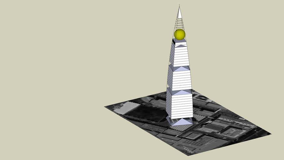 Al Faisaliah Center by CAD & GIS Center