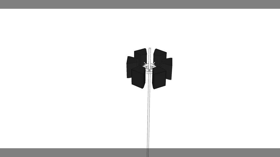 JBL Control AV 25 speaker