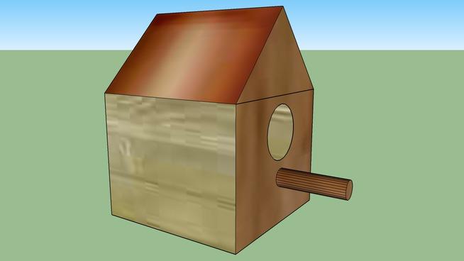 Bird House in Ardsley