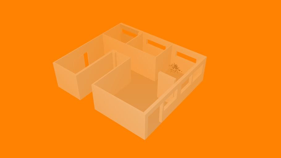 Bus_Test Orange dust