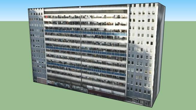Building in Berlijn, Duitsland