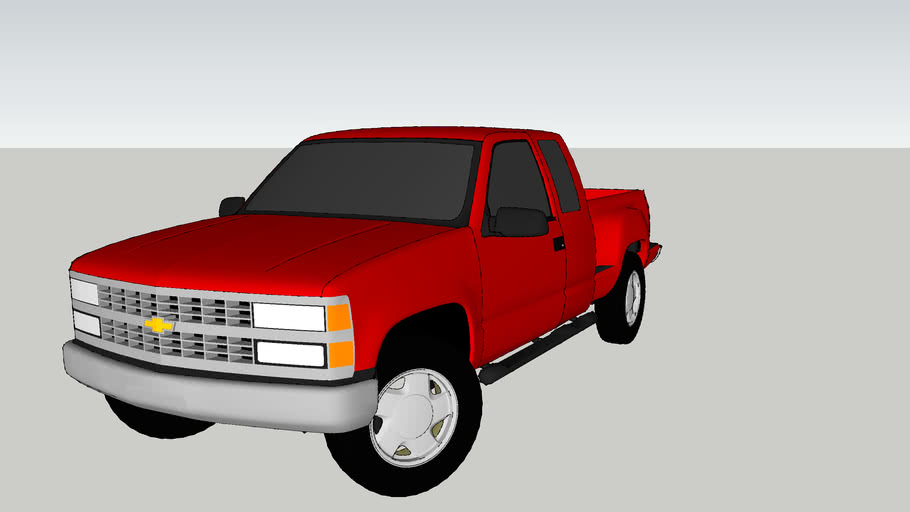 1990 Chevy Extended cab stepside