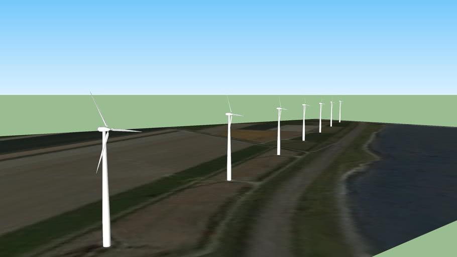Windmolenpark Battenoord