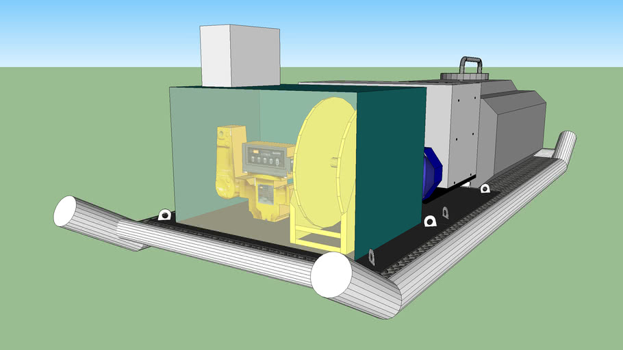 Bakri's Fuel Dispenser