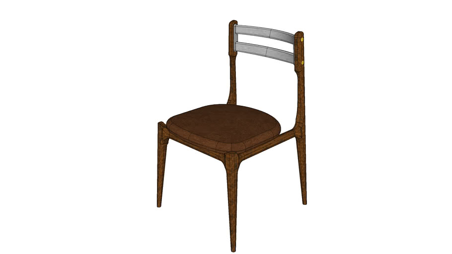 ASSEMBLY DINING CHAIR M2011-CO