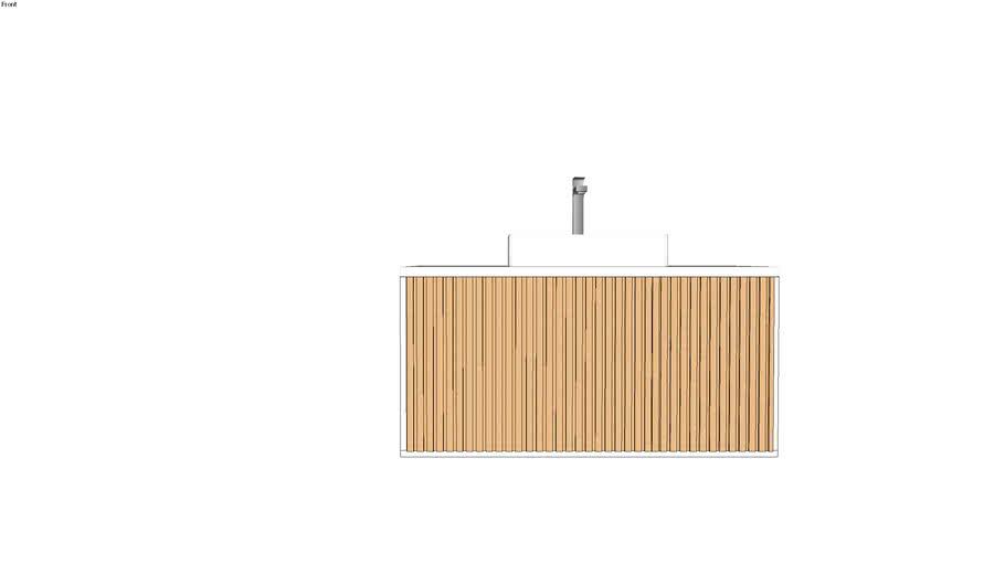 Gabinete Banheiro - bathroom cabinet