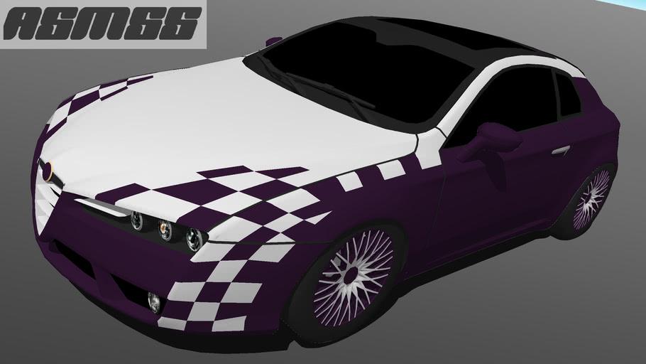 Modified Alfa Romeo Brera