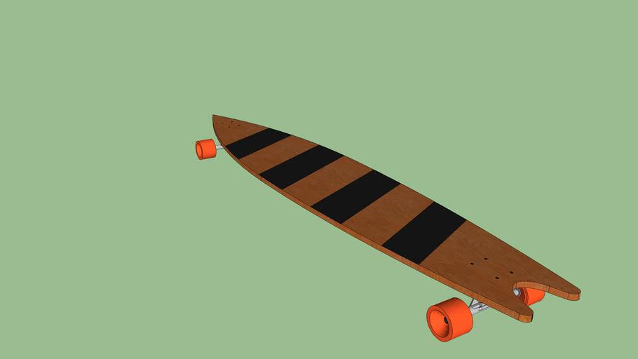 MG longboard