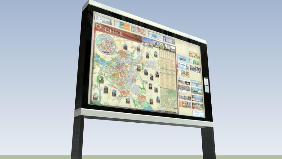 Informační systém Města Cheb