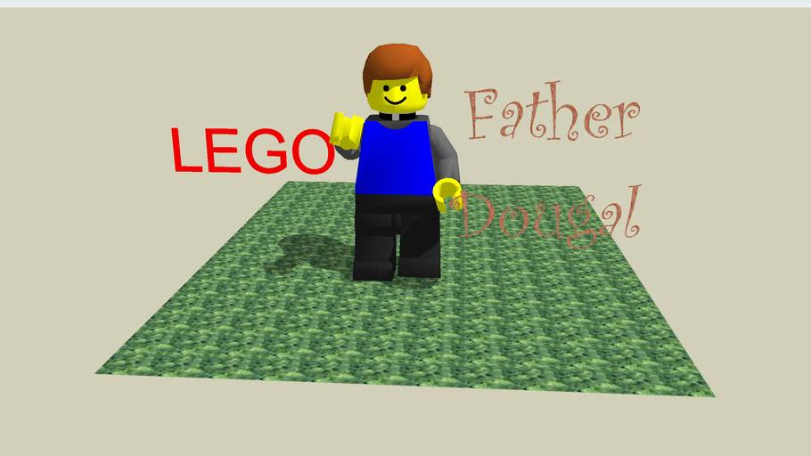 Lego Dougal McGuire, thanks to Fabian