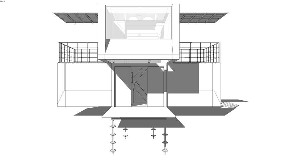 Zero House: Preliminary Study