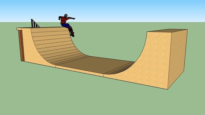 skate board ramp2