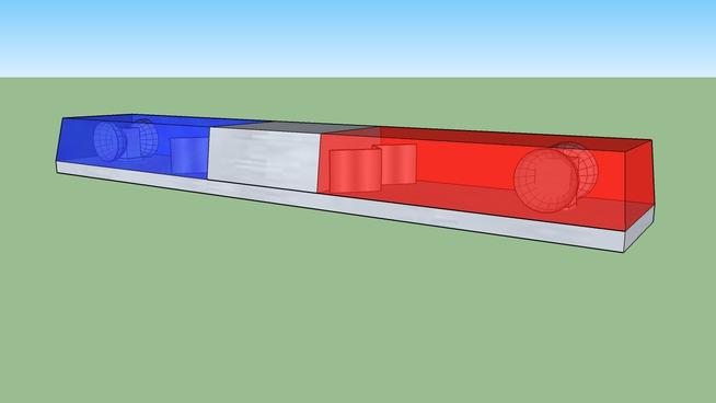 Federal Signal Twinsonic Model X